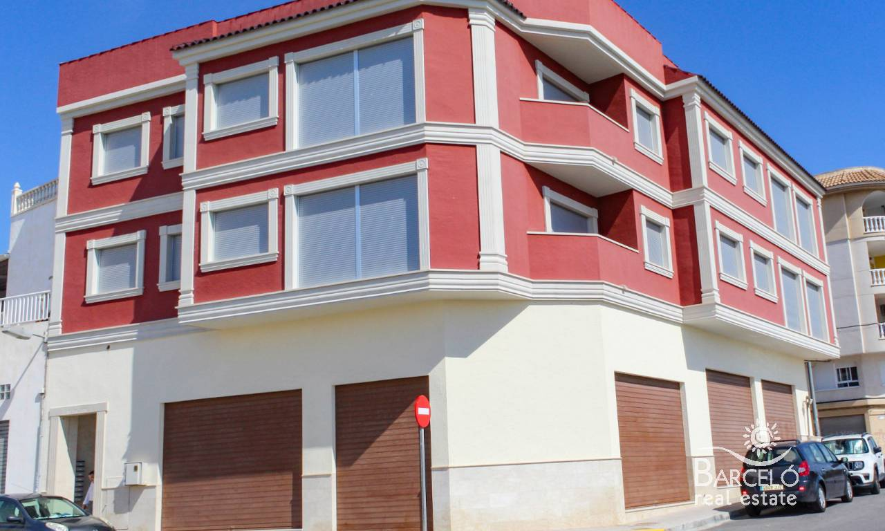 apartament - nowy - Los Montesinos -