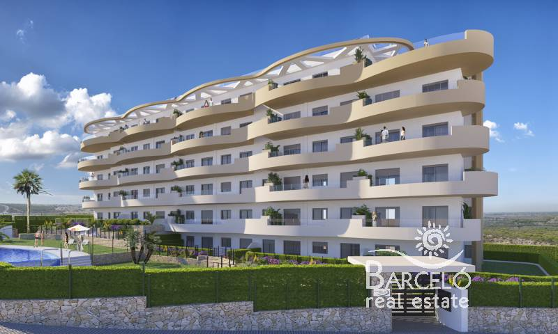 Apartment - New Build - Elche - Arenales del Sol
