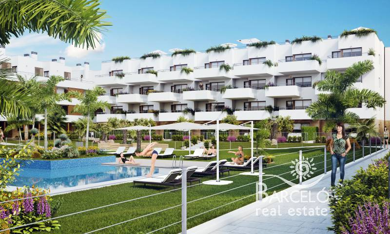 Apartment - New Build - Orihuela Costa - Cabo Roig