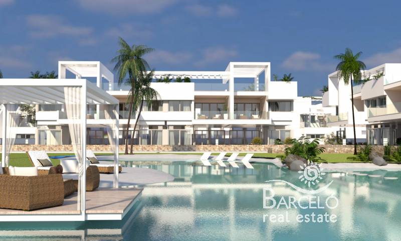 Apartment - New Build - Torrevieja - Los Balcones