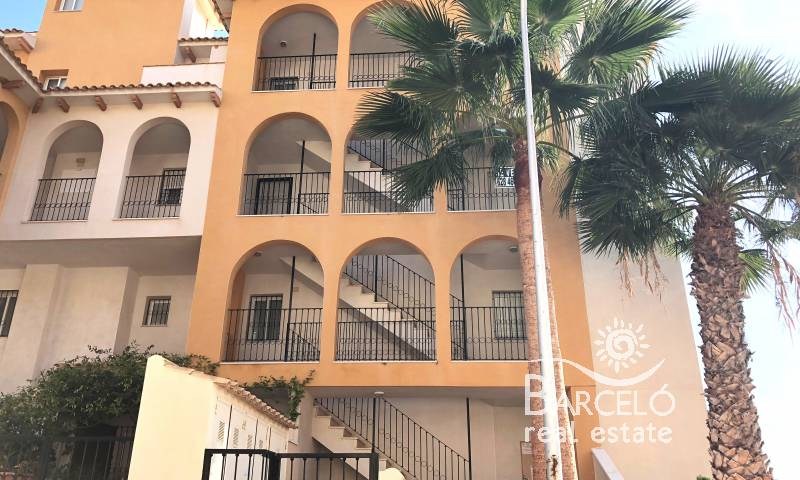 Apartment - Resale - Orihuela Costa - Campoamor