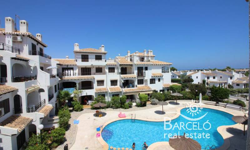 Apartment - Resale - Orihuela Costa - Lomas de Cabo Roig