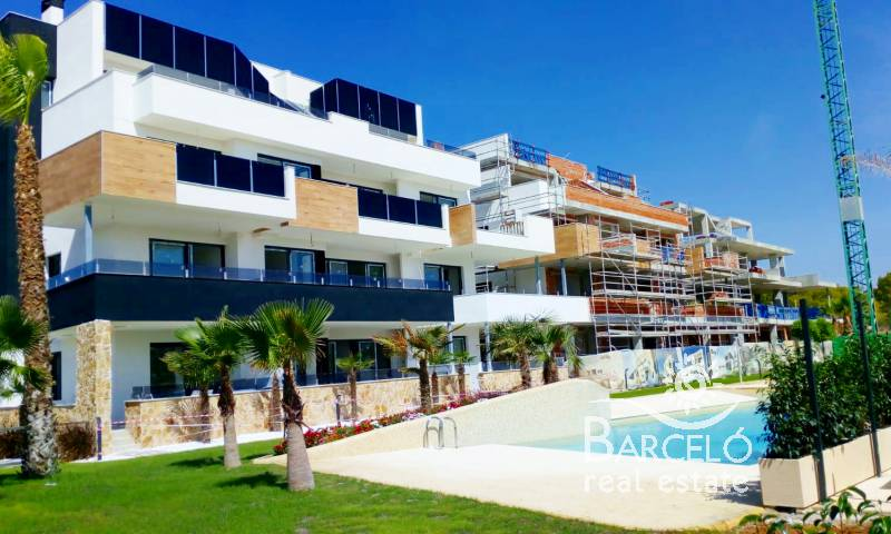 appartement - nouveau - Torrevieja - Los Altos