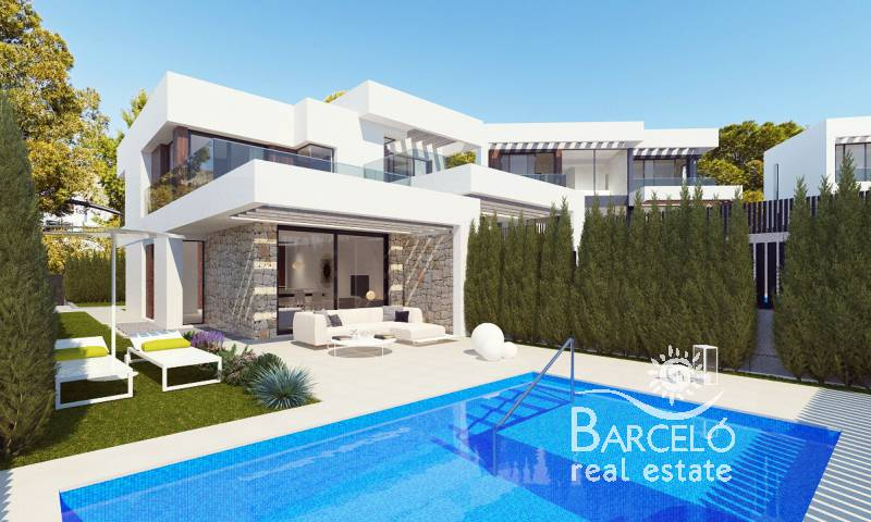 Attached - New Build - Benidorm - Finestrat