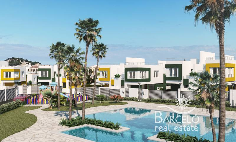 Attached - New Build - Denia - Denia