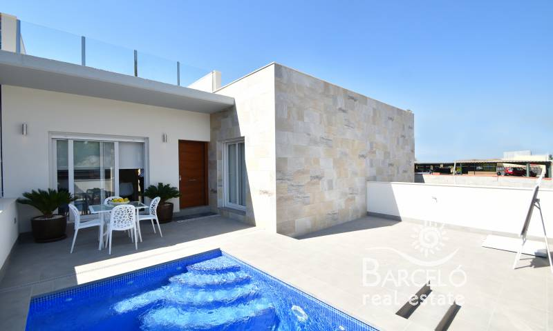 Attached - New Build - Formentera del Segura - Los Palacios