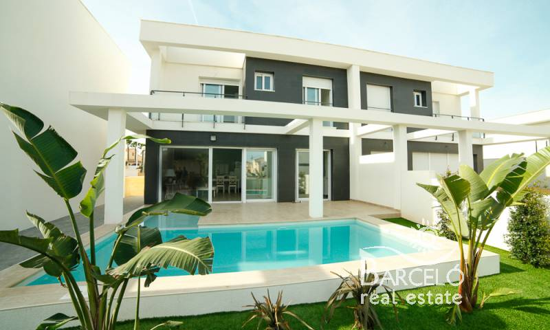 Attached - New Build - Gran Alacant - Gran Alacant