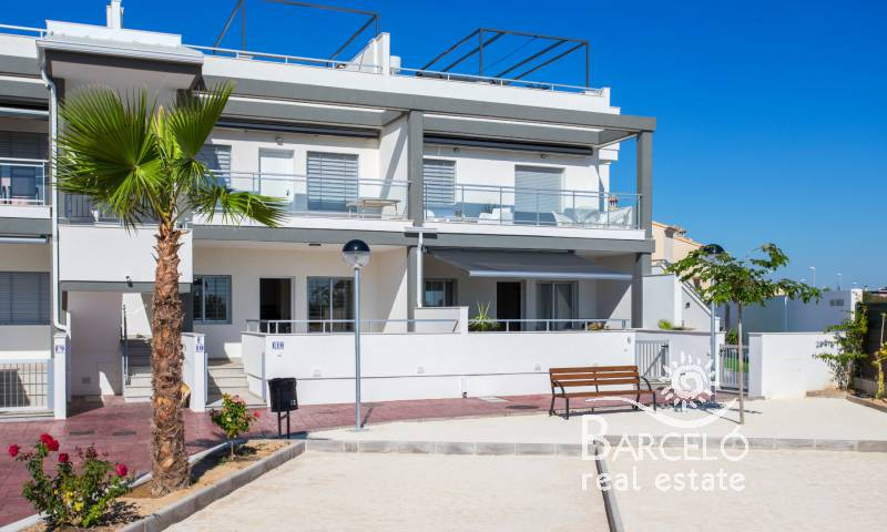 Attached - New Build - Orihuela Costa - La Zenia
