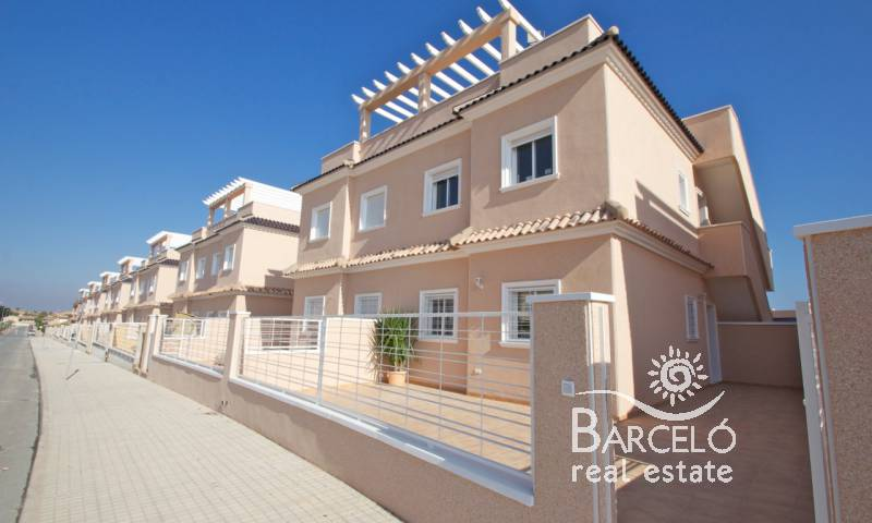 Attached - New Build - Orihuela Costa - Punta Prima