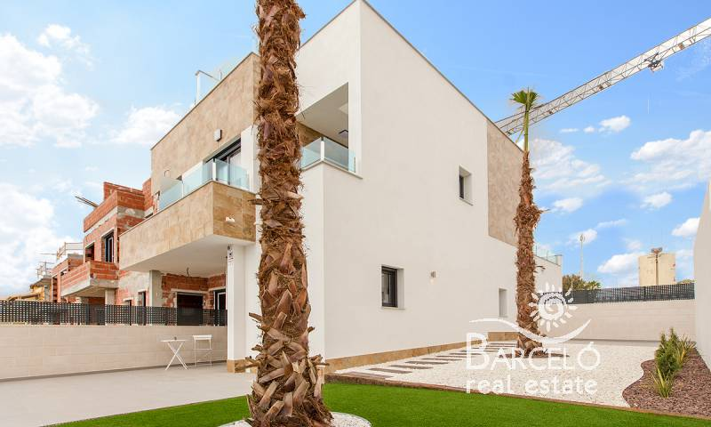 Attached - New Build - Orihuela Costa - Villamartin