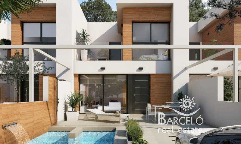 Attached - New Build - Rojales - Rojales