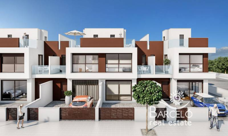 Attached - New Build - Torre de la Horadada - Playas