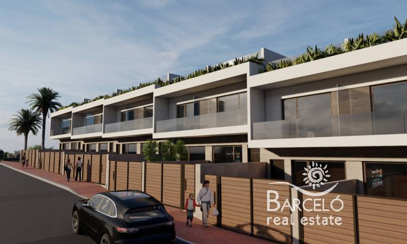 Attached - New Build - Torrevieja - Los Balcones