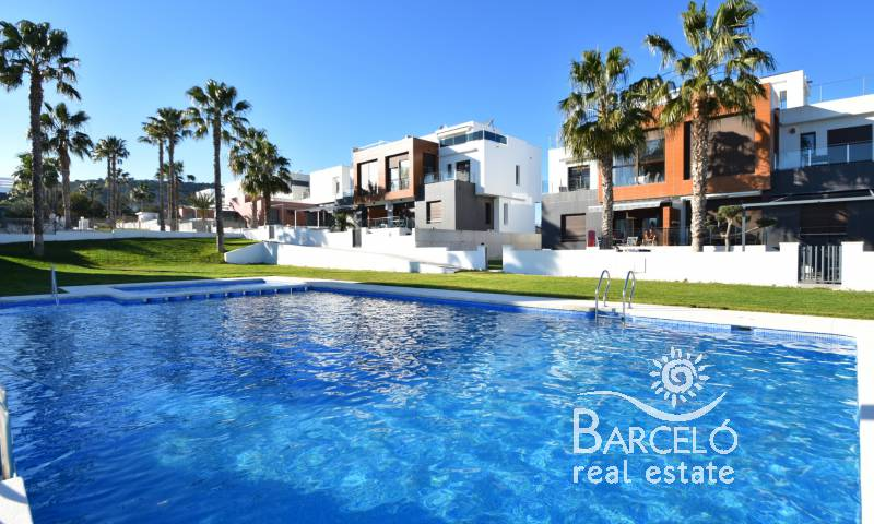 Attached - Resale - Algorfa - La Finca Golf Resort