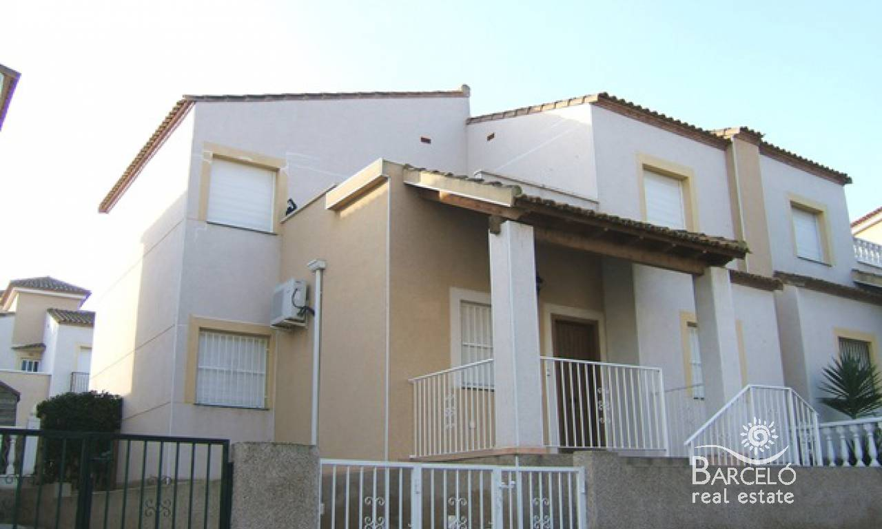 Attached - Resale - Algorfa - Montebello