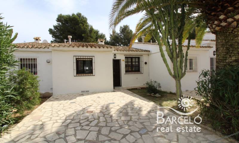 Attached - Resale - Moraira - Fanadix