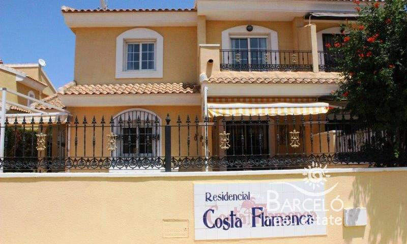 Attached - Resale - Orihuela Costa - Playa Flamenca