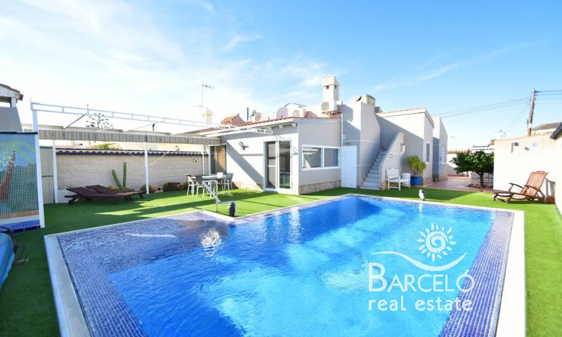 Attached - Resale - Torrevieja - El Chaparral