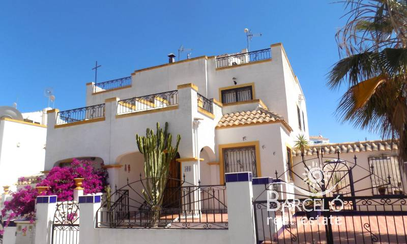 Attached - Resale - Torrevieja - Los Altos
