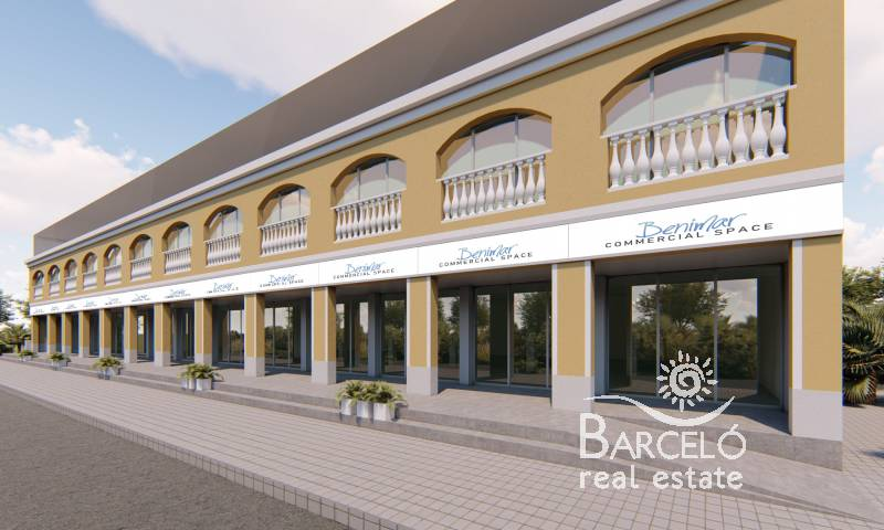 Commercial premises - New Build - Benijófar - Benijofar