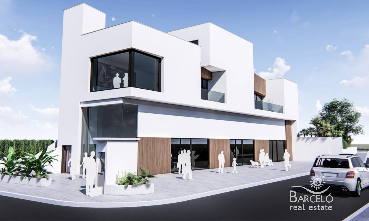 Commercial premises - New Build - Orihuela Costa - Orihuela Costa