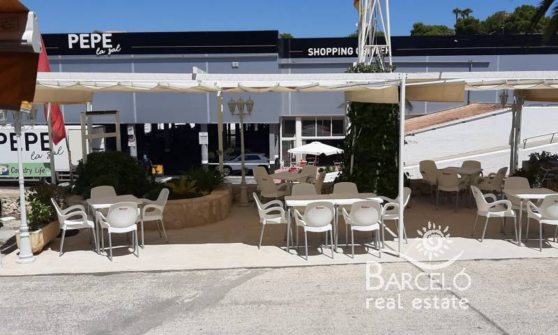 Commercial premises - Resale - Benissa - Punta Estrella