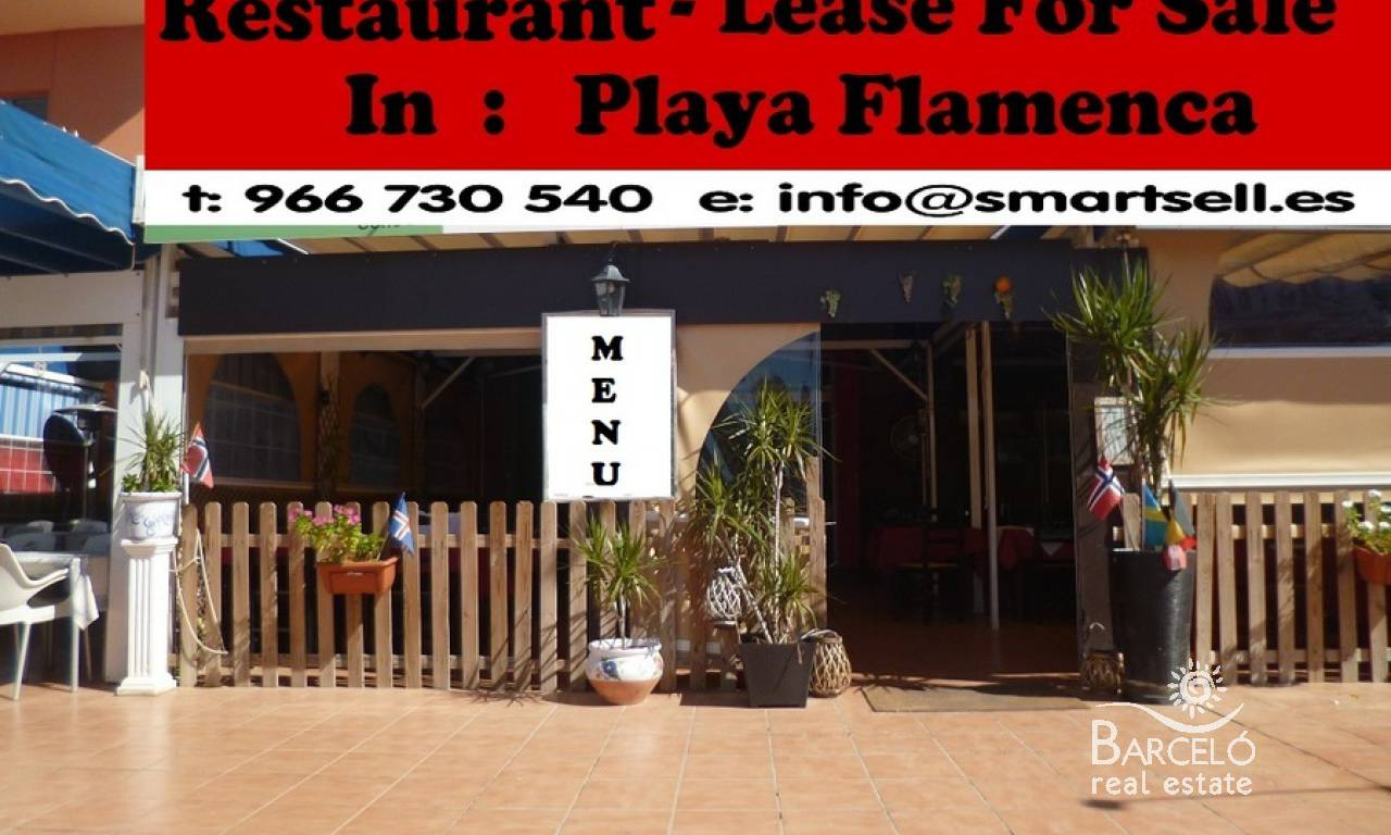 Commercial premises - Resale - Orihuela Costa - La Zenia