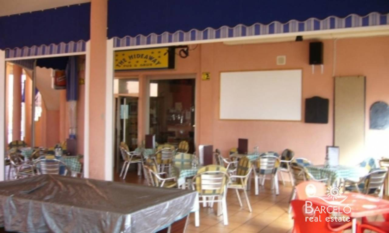 Commercial premises - Resale - Orihuela Costa - Playa Flamenca