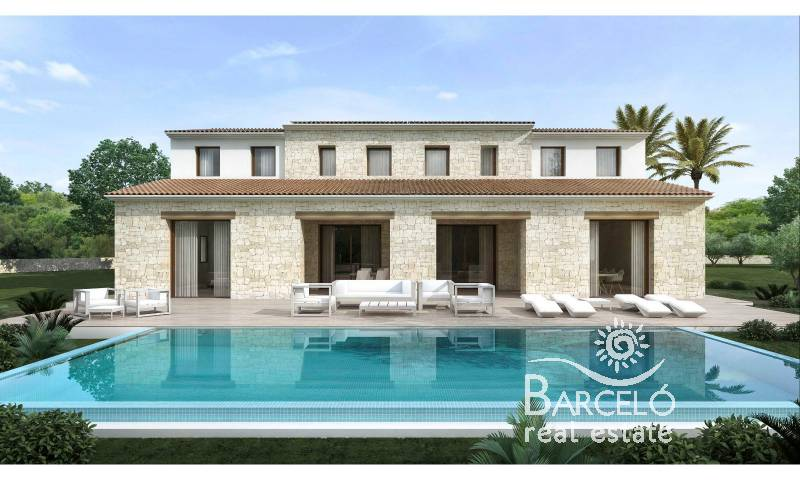Country Property - New Build - Benissa - Partida Benimarraig