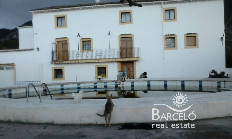 Country Property - Resale - Alicante - Agres