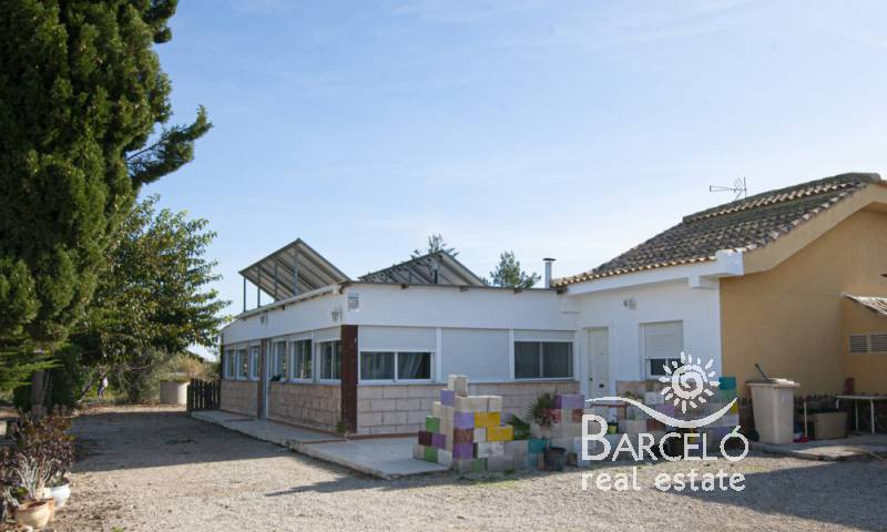 Country Property - Resale - Almoradi - Campo