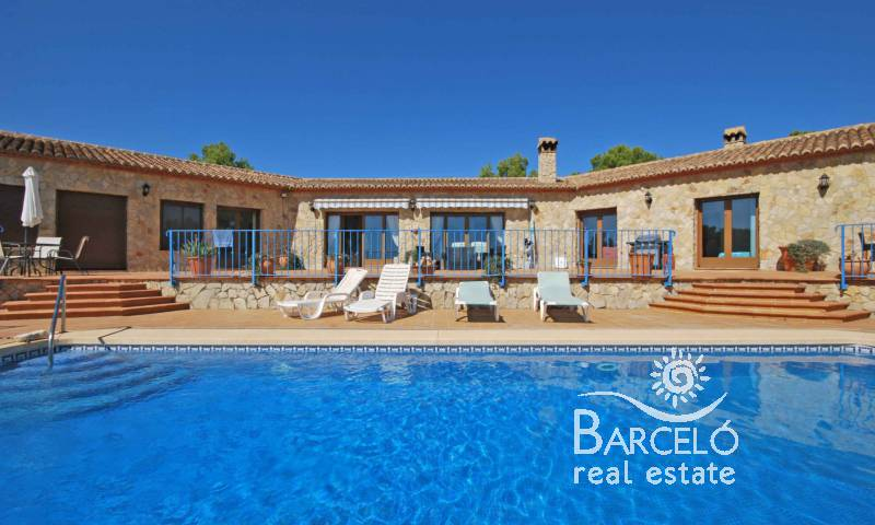 Country Property - Resale - Benissa - Benimallunt