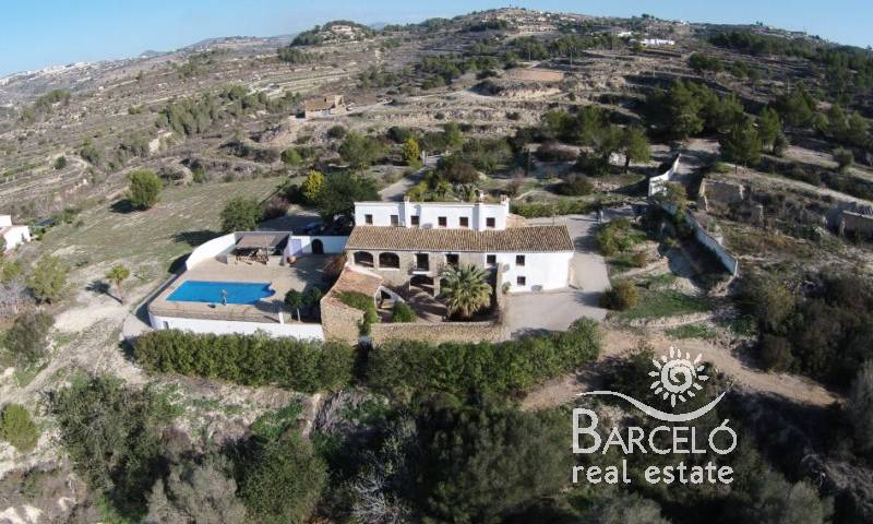Country Property - Resale - Benissa - Biasner