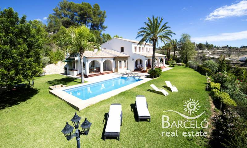 Country Property - Resale - Benissa - Partida Benimarraig