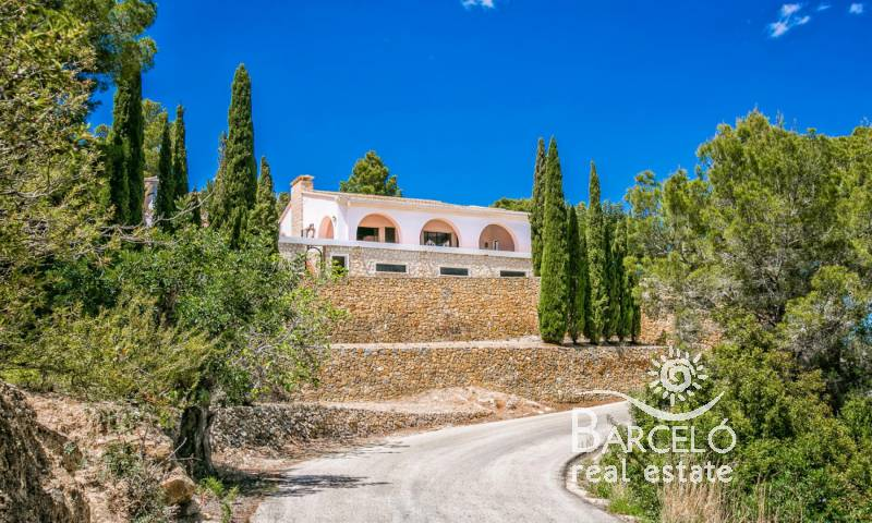 Country Property - Resale - Calpe - calpe