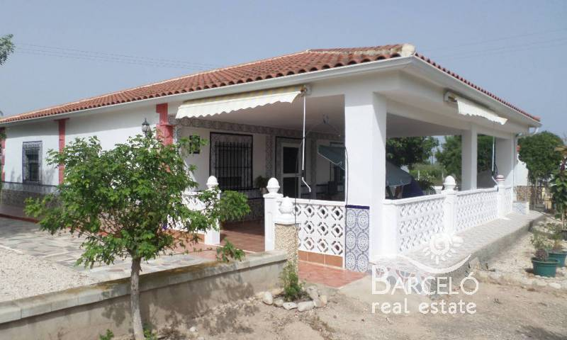 Country Property - Resale - Elche - Sierra