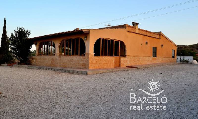 Country Property - Resale - Elche - Valverde