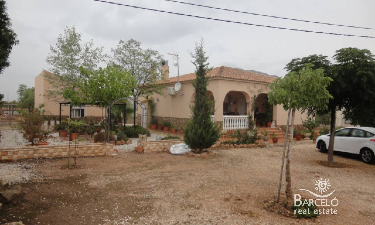 Country Property - Resale - Hondón de los Frailes - Sierra