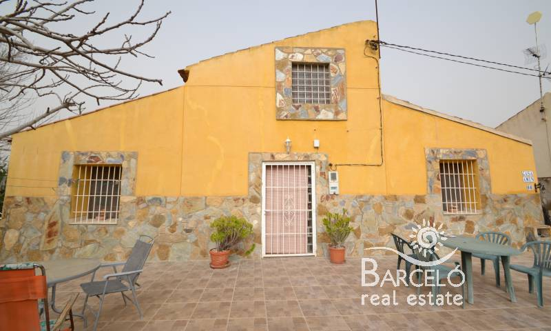 Country Property - Resale - Orihuela - La Aparecida