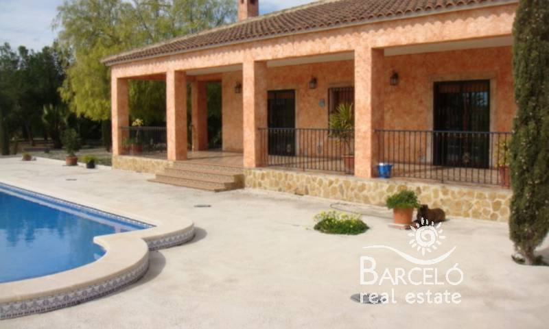 Country Property - Resale - Orihuela - San Bartolome