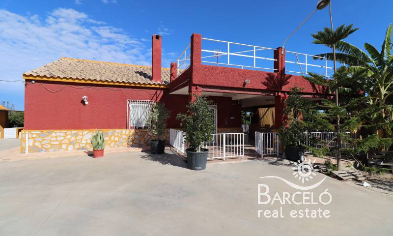 Country Property - Resale - San Fulgencio - San Fulgencio - Country