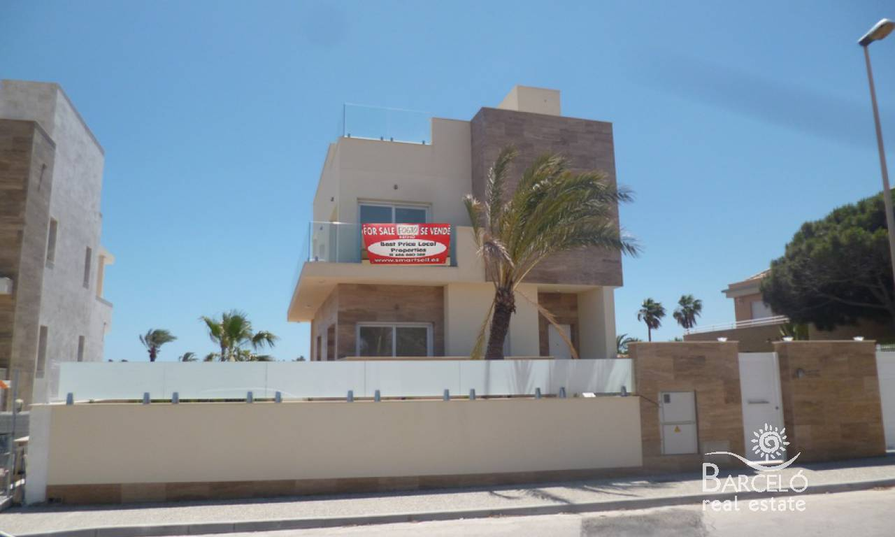 New Build - Resale - Orihuela Costa - La Zenia