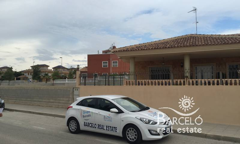 Plot  - Investments - Los Montesinos - La Herrada