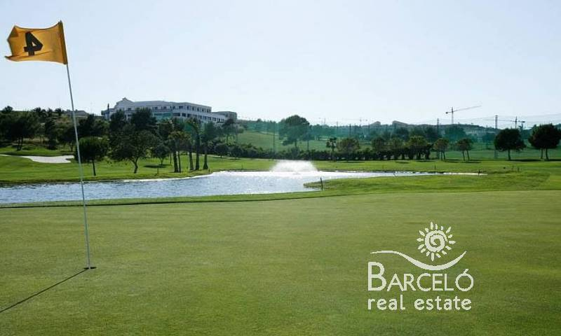 Plot  - Investments - Monforte del Cid - Alenda Golf