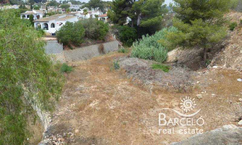 Plot  - Resale - Benissa - Costa