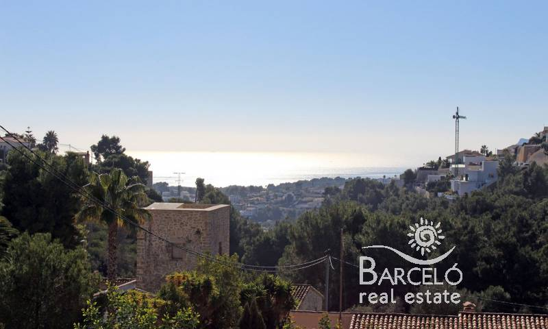 Plot  - Resale - Benissa - Montemar