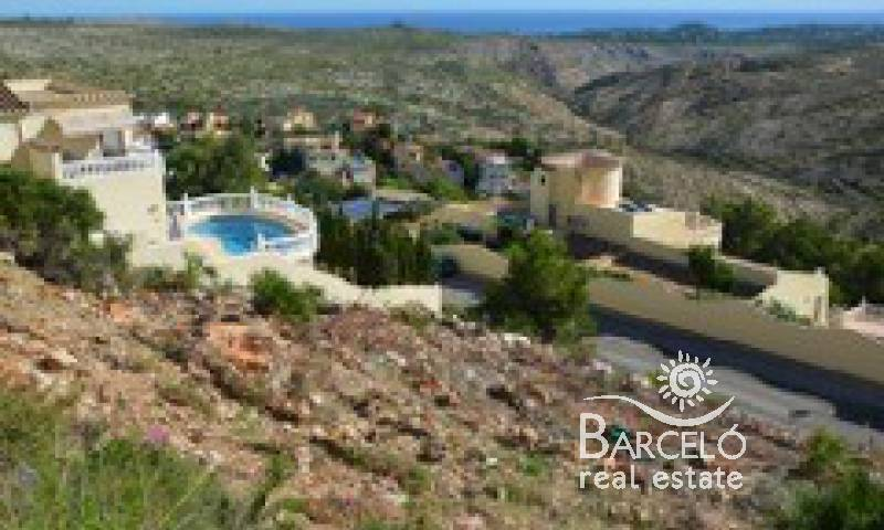Plot  - Resale - Benitachell - Cumbre del Sol