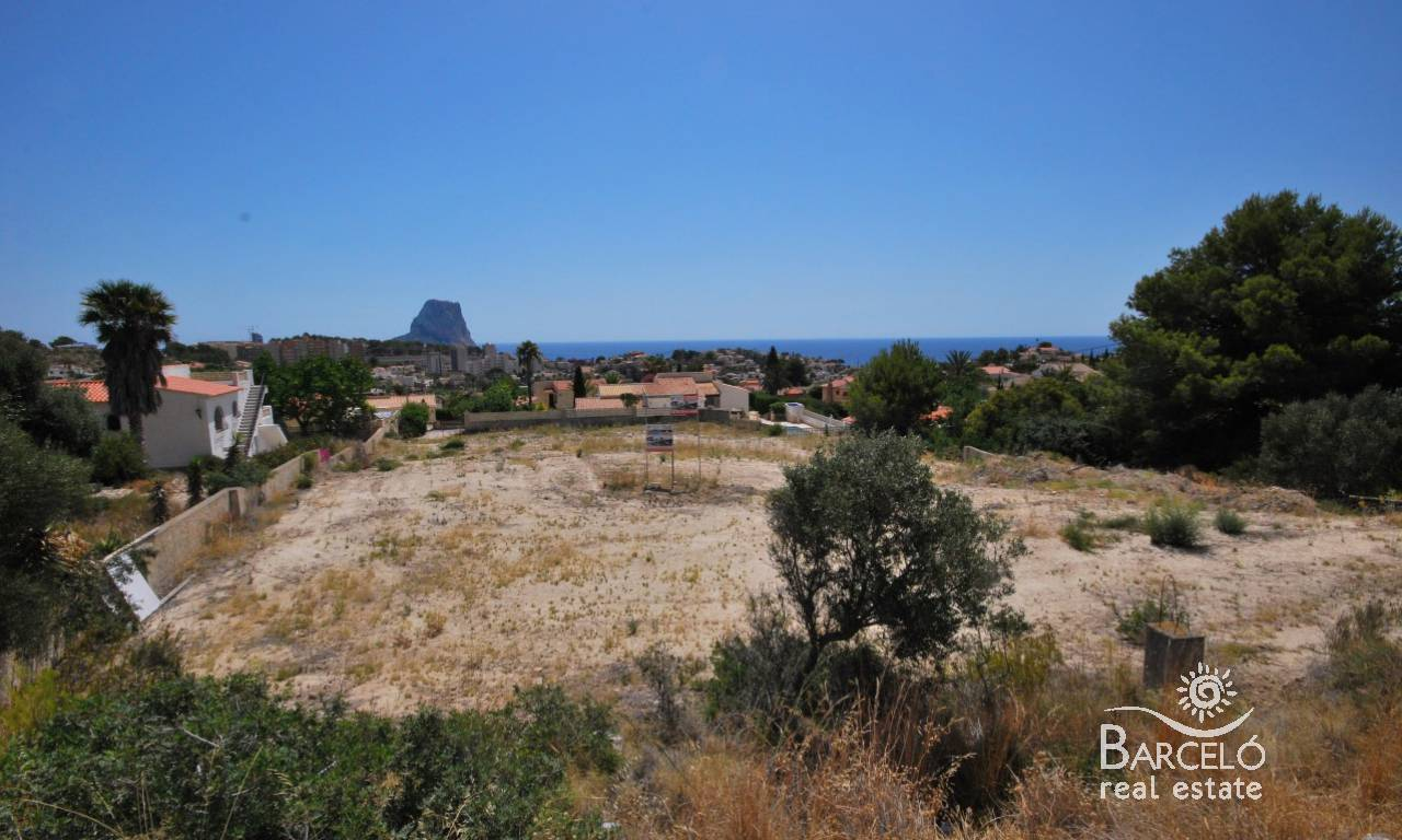 Plot  - Resale - Calpe - La Cometa