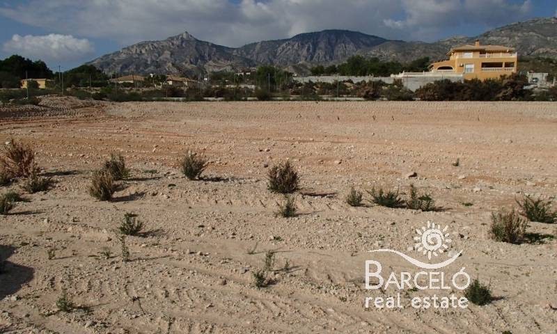 Plot  - Resale - Crevillente - Country