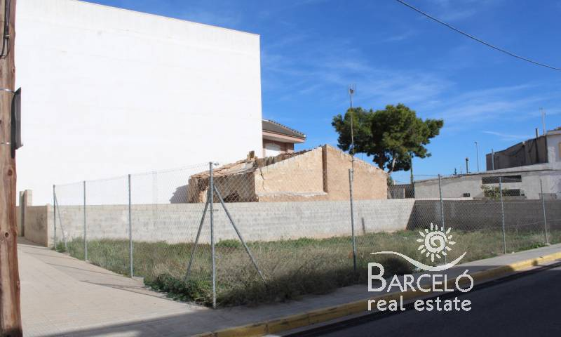 Plot  - Resale - Los Montesinos - Los Montesinos